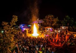 Burning Man - Pirate Summit