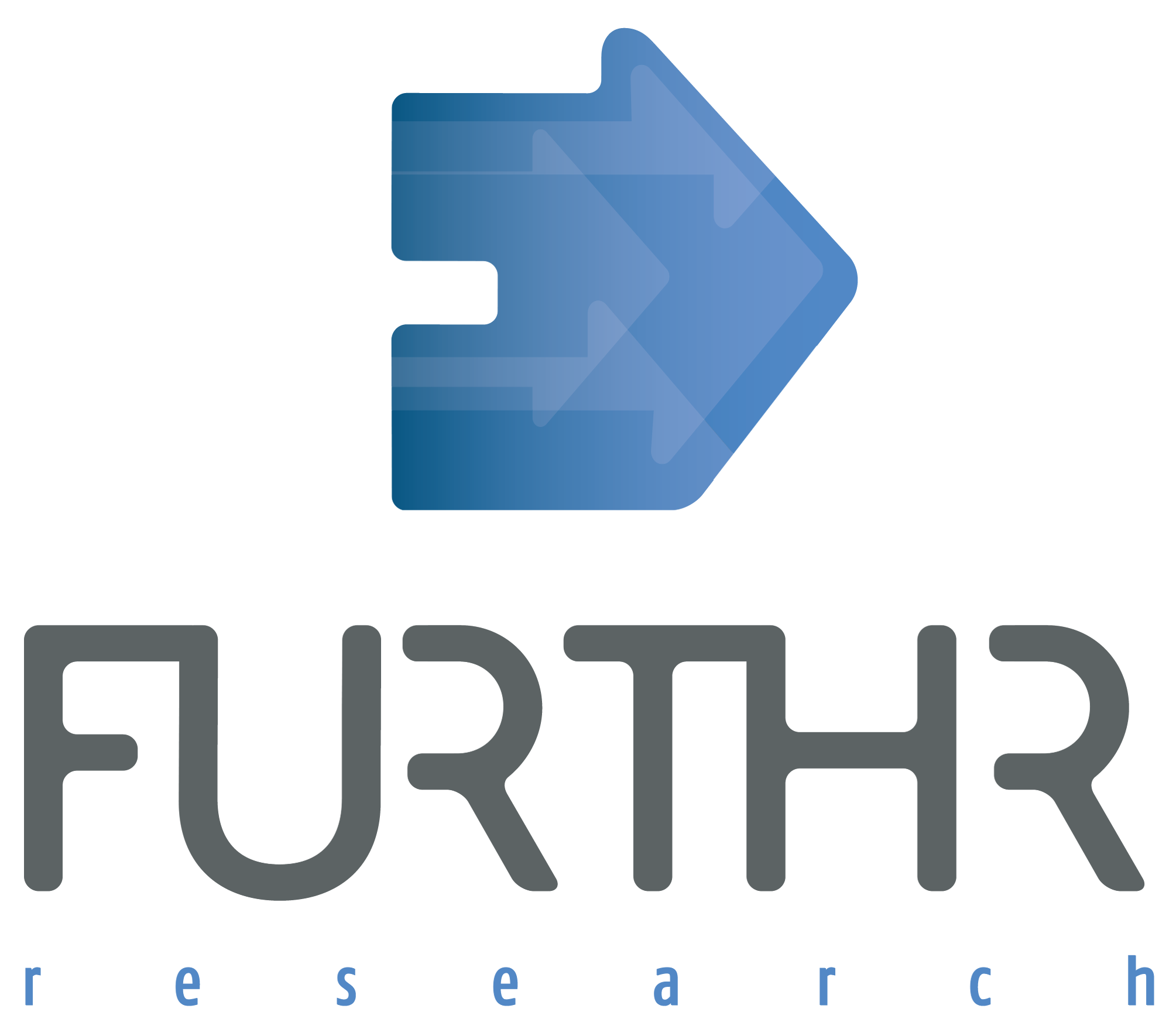 PIRATEx Event Productions FURTHRresearch Logo