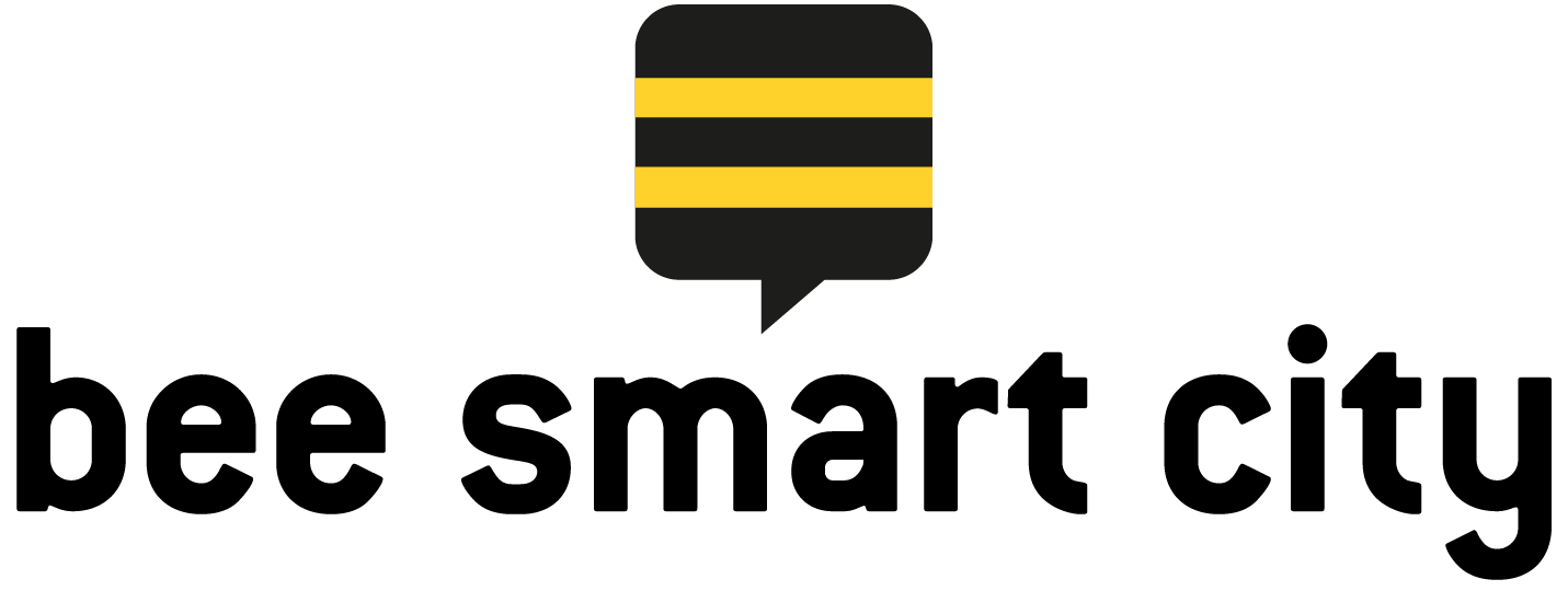 PIRATEx Event Productions bee smart city Logo