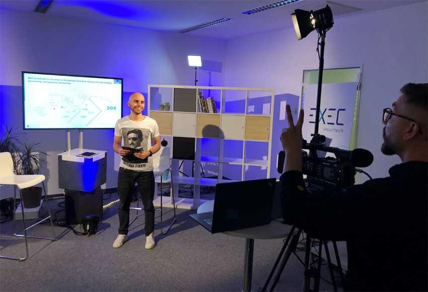 PIRATEx execinsurtech remote conference 2020