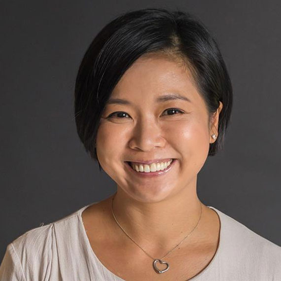 Speaker at PIRATE Live: Lilian Leong