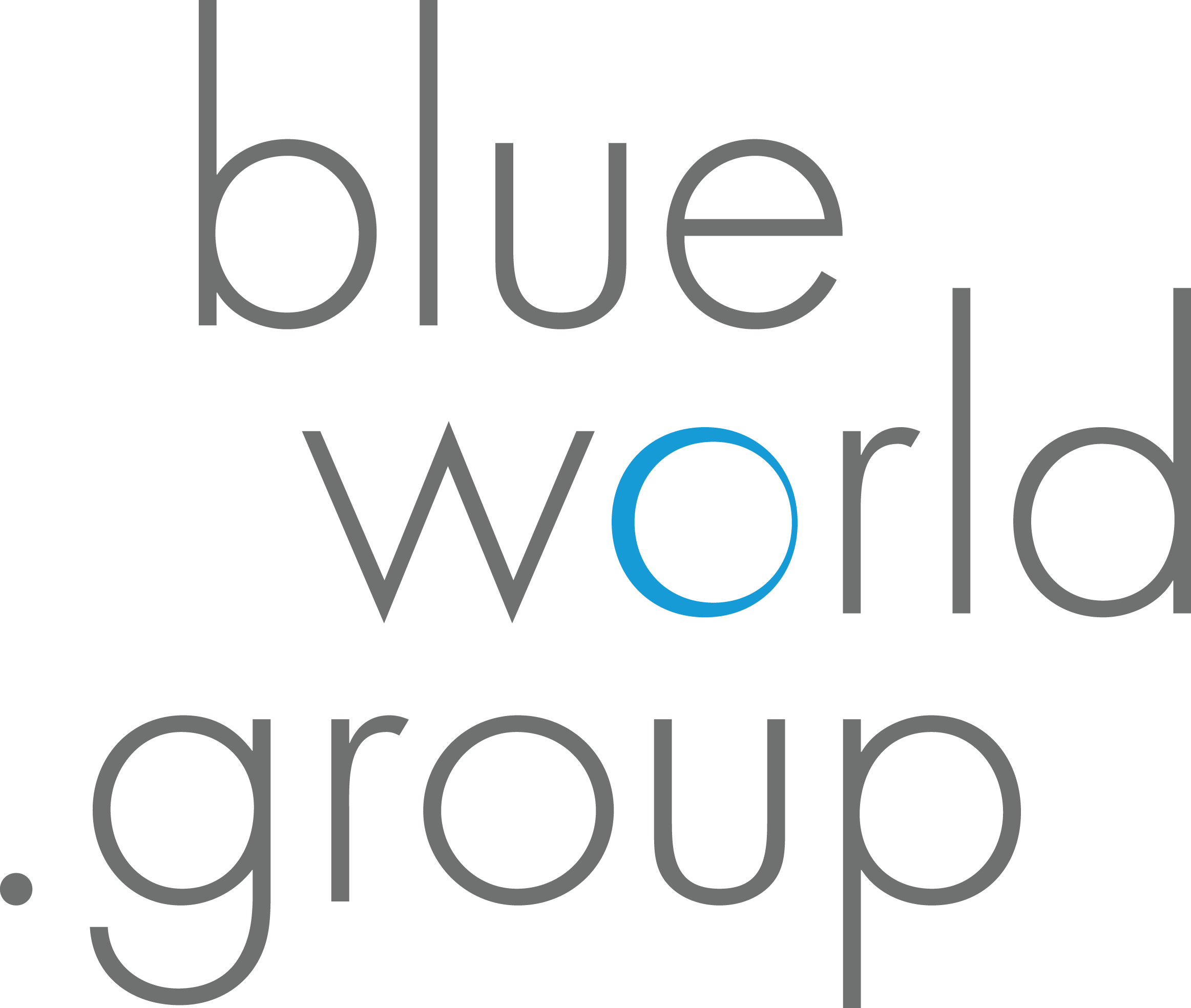 Logo Blue World Group
