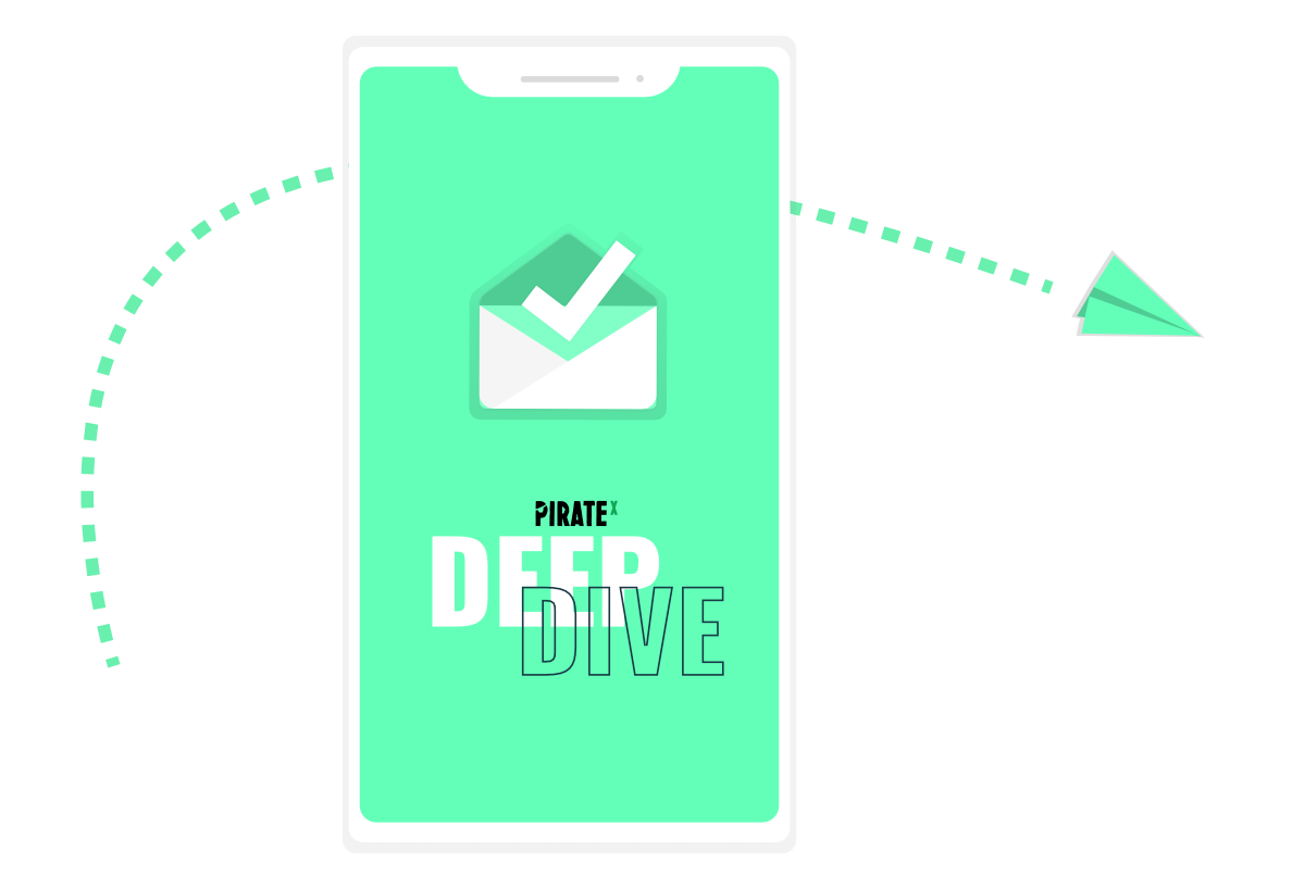 Icon for the Deep Dive Newsletter