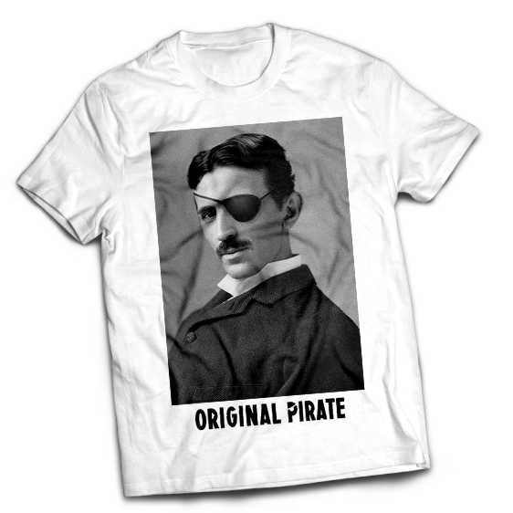 original pirate tesla
