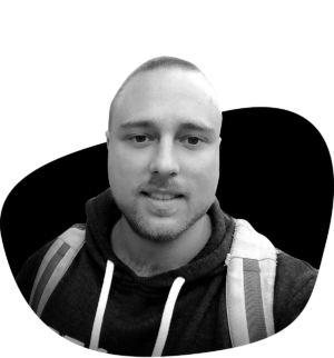 PIRATEx Team picture of Kevin