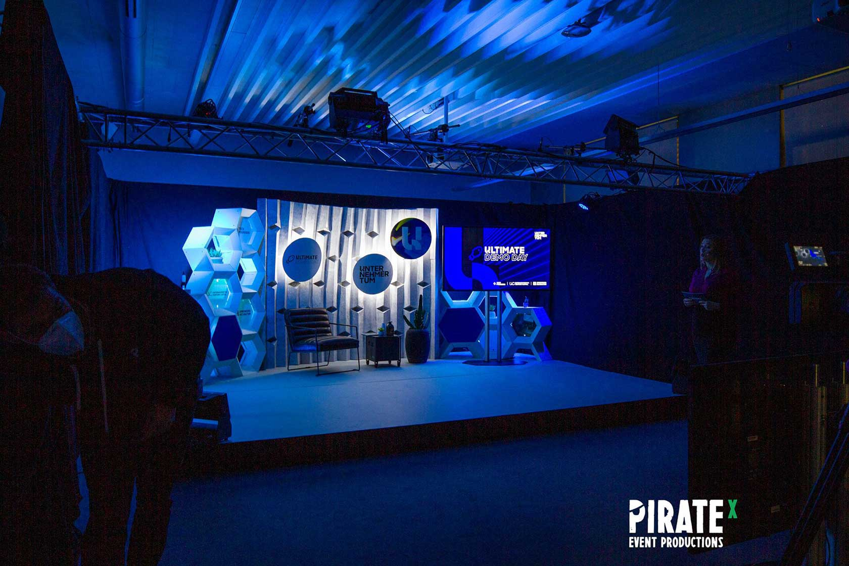 TUM Ultimate Demo Day 2020 produced by PIRATEx