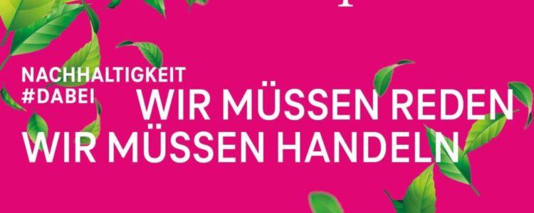 Nachhaltigkeit #dabei