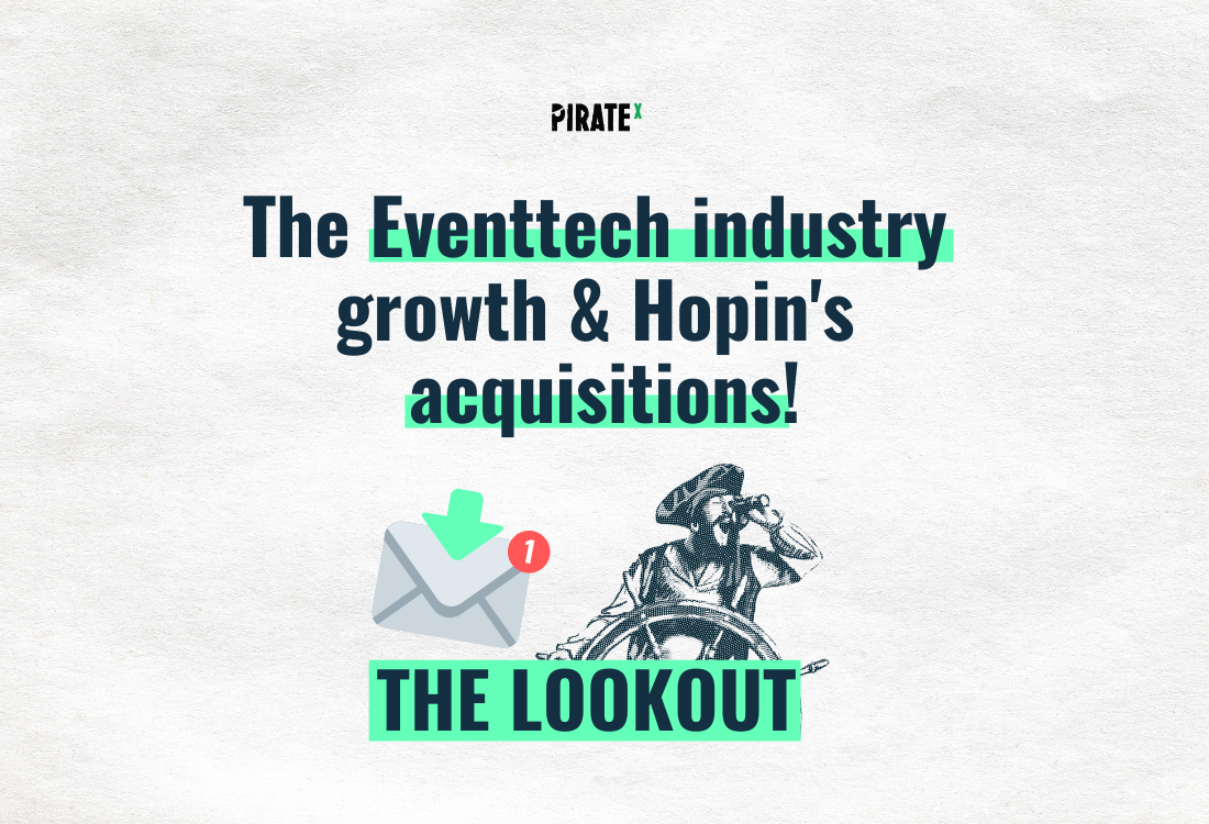 Header image of The Lookout All News Online Events and Virtual Events - Eventtech Industry Hopin Acquisitions