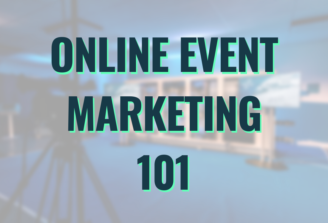 Header picture of the PIRATEx article: Online Event Marketing: how to promote a virtual event?