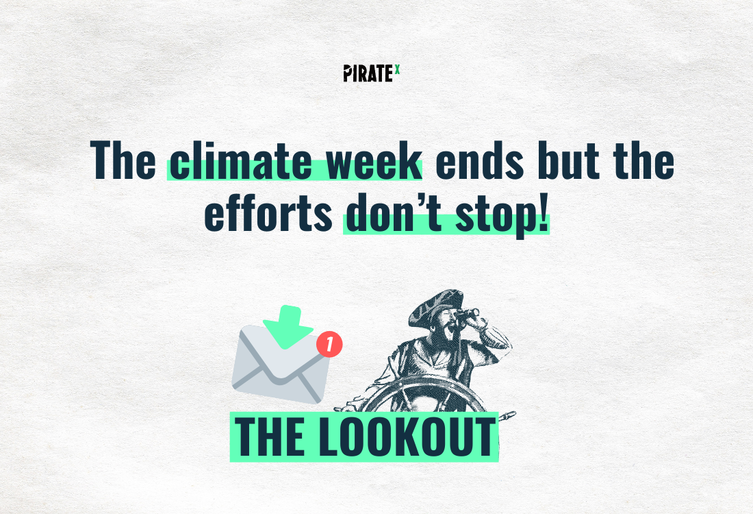 Header image of The Lookout All News Online Events and Virtual Events on the climate week