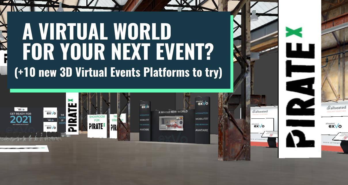 Thumbnail to the Virtual World Blog Article