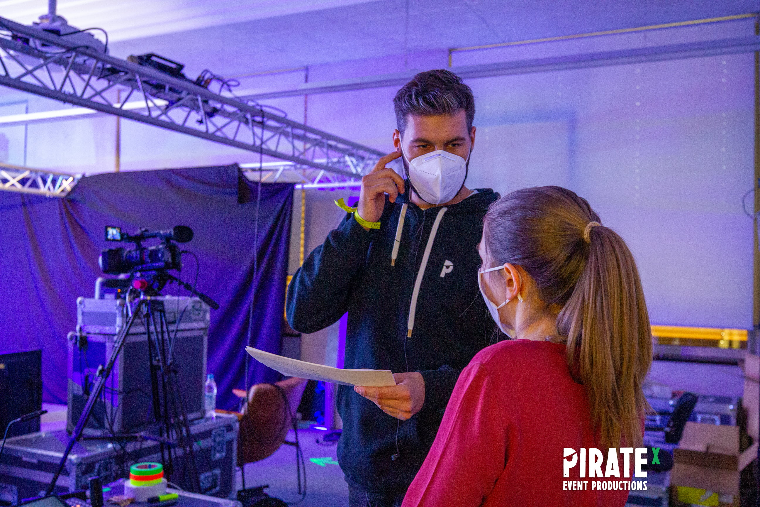 PIRATEx an online event agency for amazing virtual and hybrid events