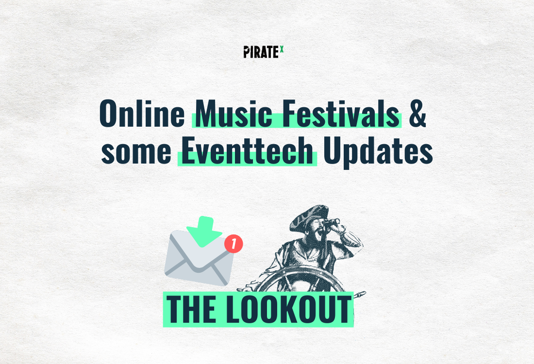 Header image of The Lookout All News Online Events and Virtual Events on Online Music Festival and Eventtech updates