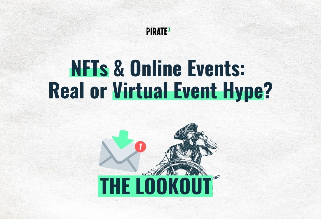 Header image of The Lookout All News Online Events and Virtual Events on NTFs and Virtual events
