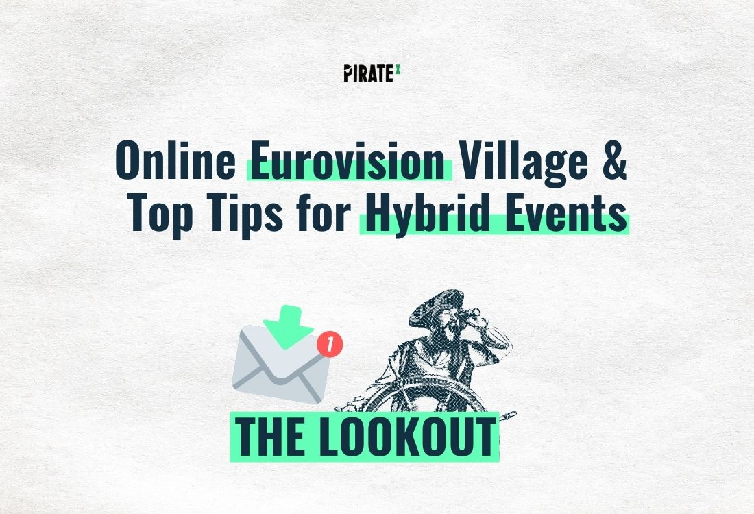 Header image of The Lookout All News Online Events and Virtual Events on Eurovision Village and Hybrid Events Productions